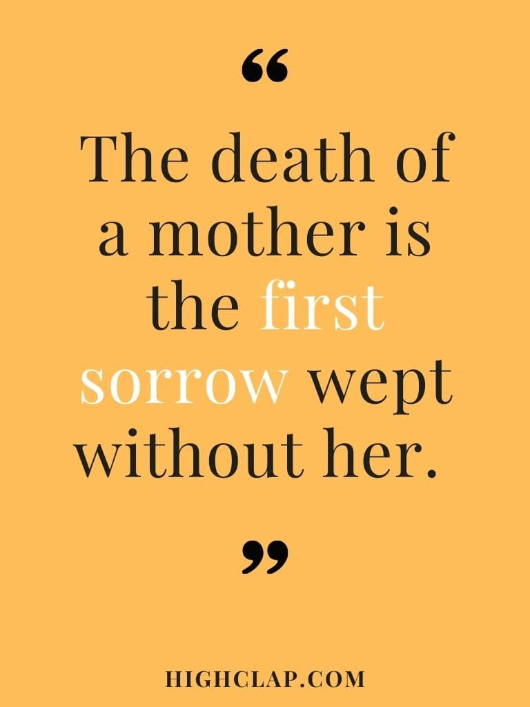 Mothers Day in Heaven Quotes
