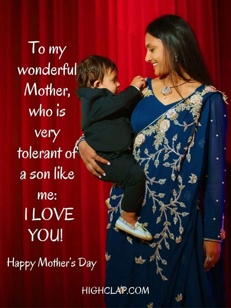 Mothers Day Quotes From Sons