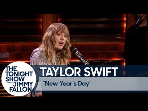 New Year's Day Lyrics- Reputation | Taylor Swift