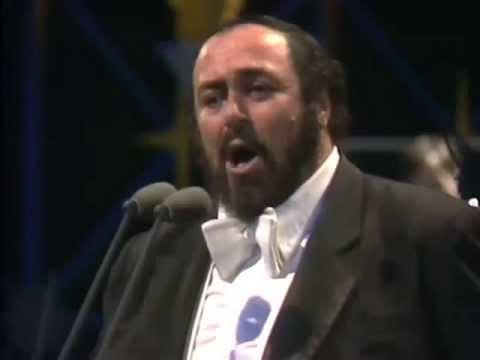 'O sole mio Lyrics- Luciano Pavarotti