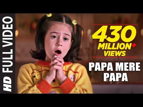 Papa Mere Papa (पापा मेरे पापा) Lyrics- Main Aisa Hi Hoon   Sonu Nigam, Shreya Ghoshal, Baby Aparna