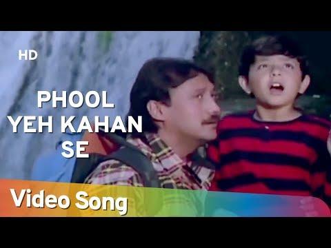 Phool Ye Kahan Se (फूल ये कहाँ से) Lyrics- Kaash | Kishore Kumar, Sadhana Sargam