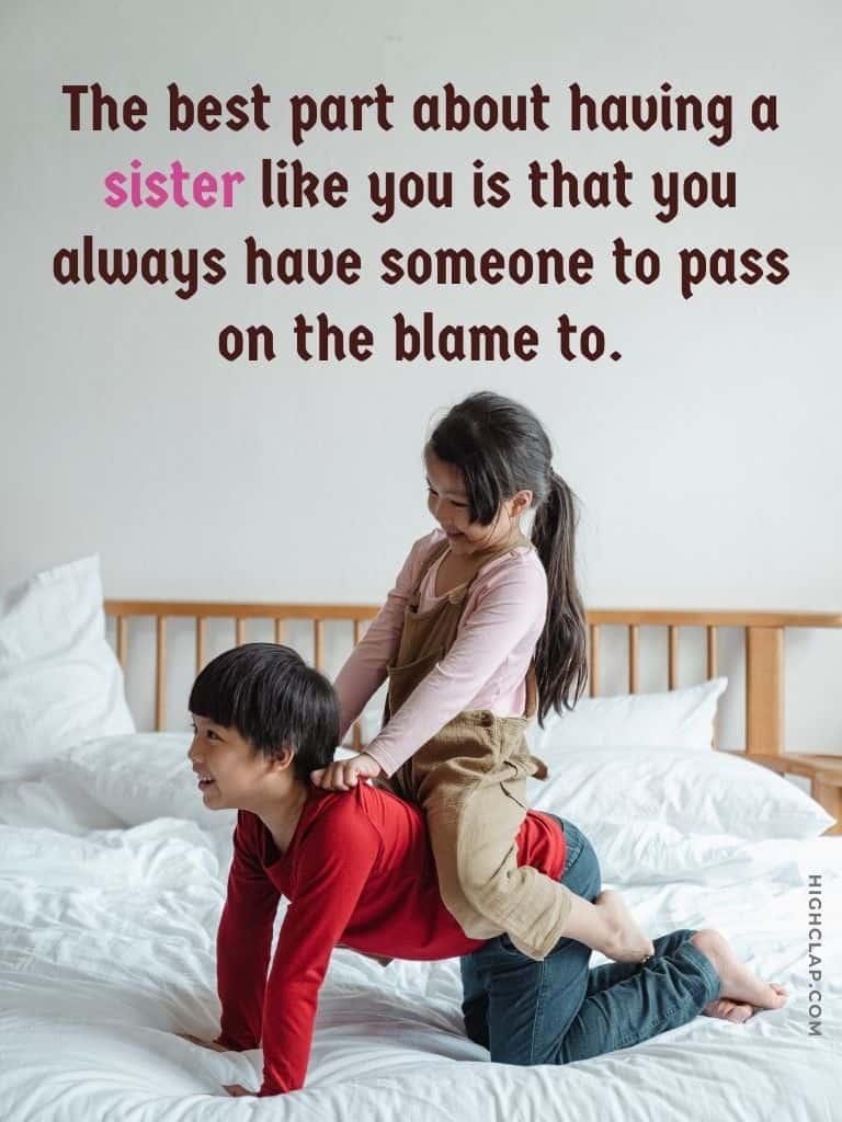 Funny Raksha Bandhan Quotes