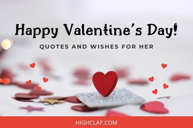 50+ Romantic Valentine's Day Quotes And Messages For Wife/Girlfriend