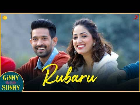 Rubaru (रूबरू) Lyrics- Ginny Weds Sunny | Kamal Khan