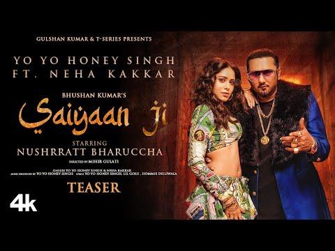 Saiyaan Ji (सैयाँ जी) Lyrics- Yo Yo Honey Singh, Neha Kakkar
