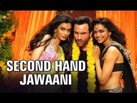 Second Hand Jawani (सेकेंड हैण्ड जवानी) Lyrics - Cocktail (2012)