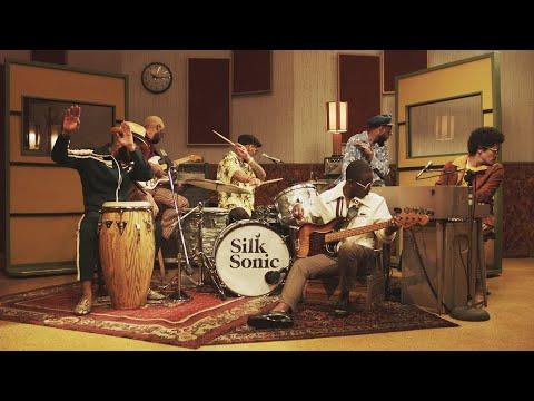 Leave The Door Open Lyrics- An Evening with Silk Sonic | Silk Sonic