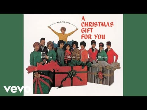 Sleigh Ride Lyrics- The Ronettes | Christmas Song | HighClap