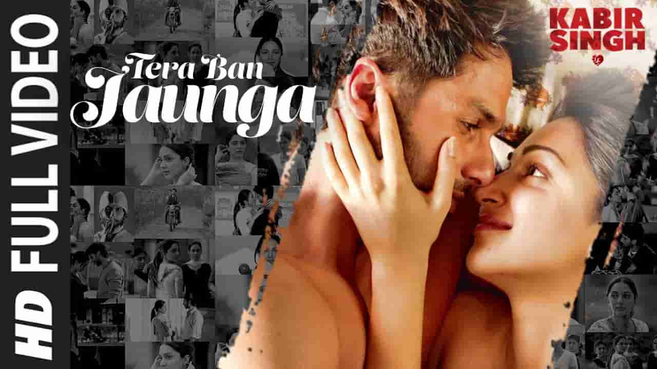 Tera Ban Jaunga Lyrics In English And Hindi- Kabir Singh