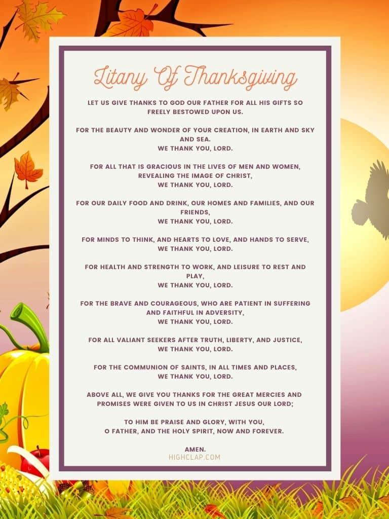 Prayer For Thanking God For Answered Prayers