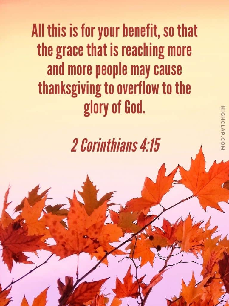 Religious Thanksgiving Messages | Thanksgiving Bible Verses