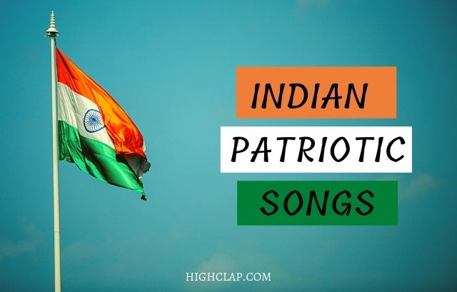26 Desh Bhakti Geet | Patriotic Songs In Hindi, With Lyrics
