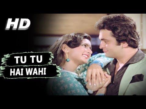 Tu Tu Hai Wahi (तू तू है वही) Lyrics- Yeh Vaada Raha   Asha Bhosle, Kishore Kumar