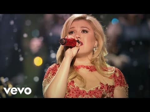 Underneath the Tree Lyrics- Wrapped in Red | Kelly Clarkson