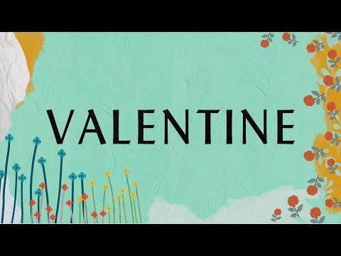 My Valentine Lyrics- Kisses on the Bottom | Paul McCartney