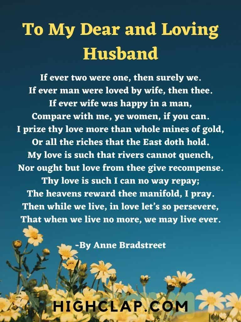 Valentine Day Husband Wife Quote