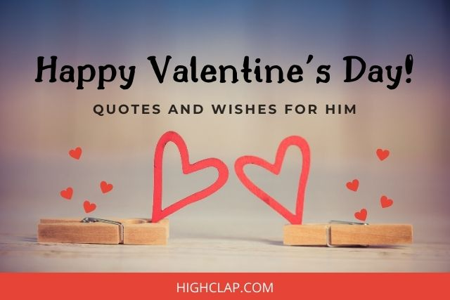 50+ Valentine's Day Quotes And Messages For Husband Or Boyfriend