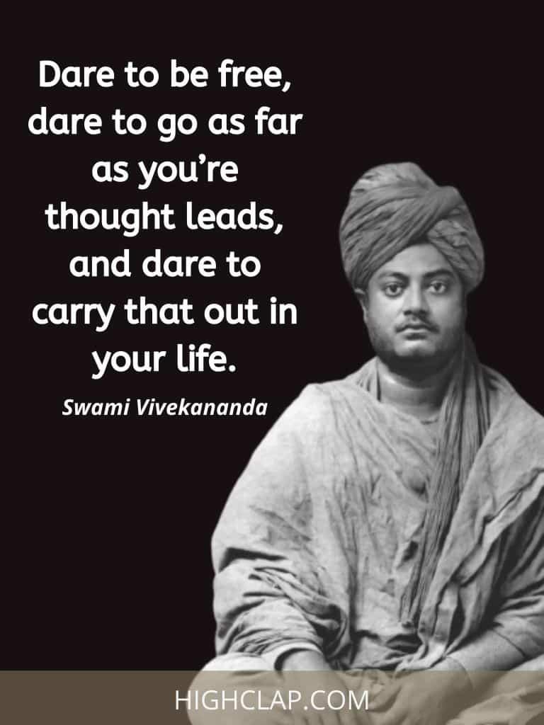 Swami Vivekananda Quotes On Self Confidence