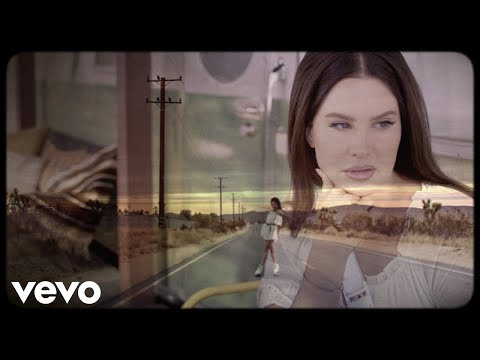 White Dress Lyrics- Chemtrails Over the Country Club | Lana Del Rey