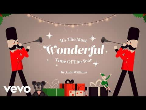 It's the Most Wonderful Time of the Year Lyrics | Andy Williams